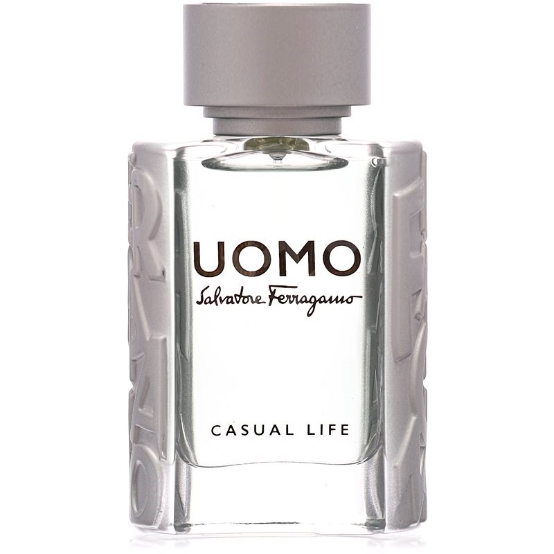 SALVATORE FERRAGAMO Uomo Casual Life EdT 30 ml - Toaletní voda pánská