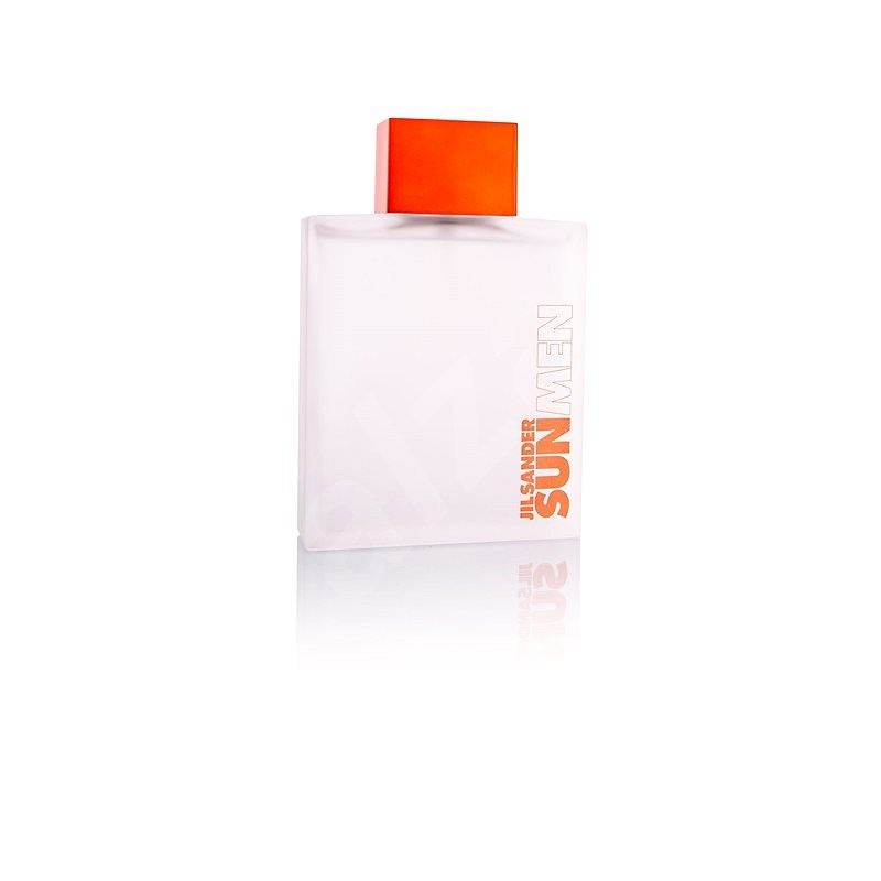 JIL SANDER Sun for Men EdT 125ml - Eau de Toilette for Men