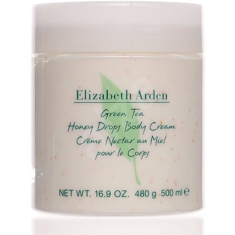 ELIZABETH ARDEN Green Tea Honey Drops Body Cream 500ml - Body Cream