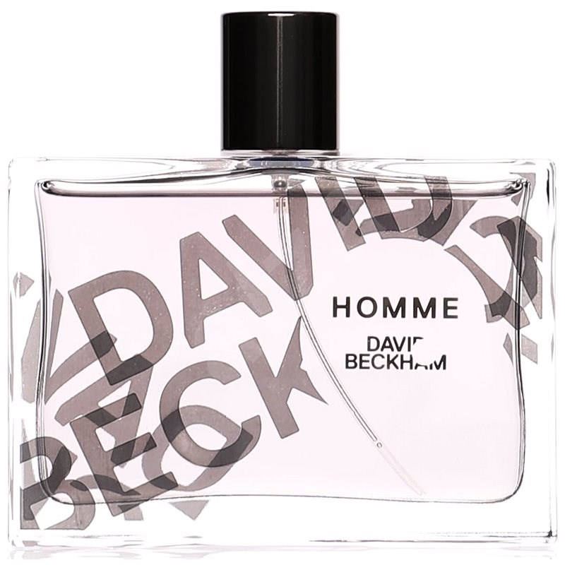 DAVID BECKHAM Homme EdT 75 ml - Toaletní voda pánská