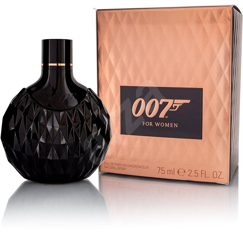 JAMES BOND 007 for Women EdP 75 ml - Parfémovaná voda