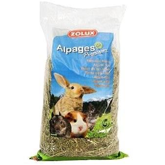 Zolux Seno Alpine Premium 1,5kg - Krmivo pro hlodavce