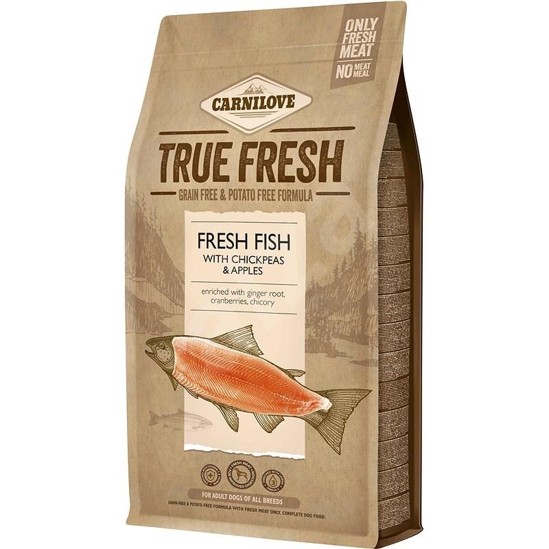 Carnilove True Fresh Fish for Adult dogs 1,4 kg - Granule pro psy