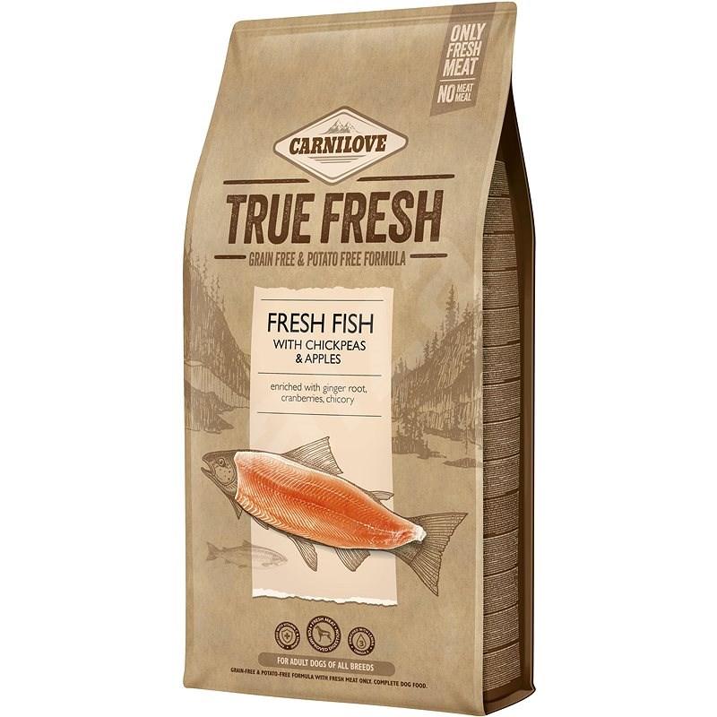 Carnilove True Fresh Fish for Adult dogs 11,4 kg - Granule pro psy