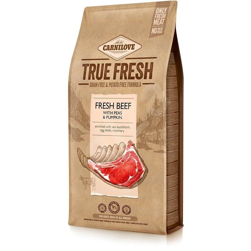Carnilove True Fresh Beef for Adult dogs 11,4 kg - Granule pro psy