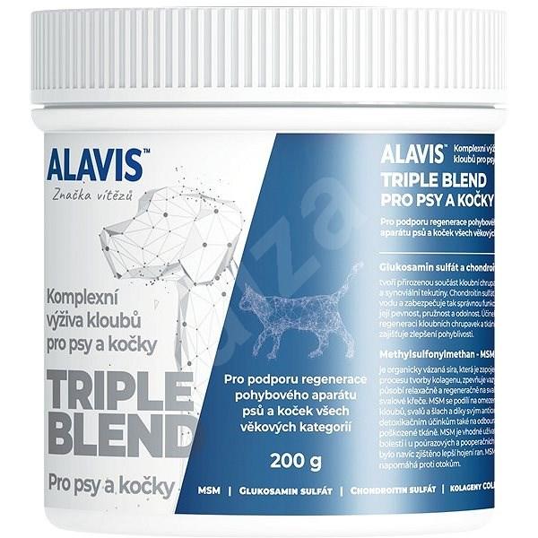 ALAVIS Triple Blend pro psy a kočky 200g - Kloubní výživa pro psy