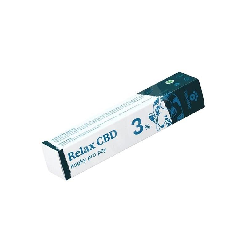 CannaPet Kapky s CBD 3% 210 mg CBD PLUS - Doplněk stravy pro psy