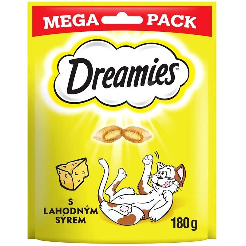 Dreamies pamlsky sýrové pro kočky 180g - Pamlsky pro kočky