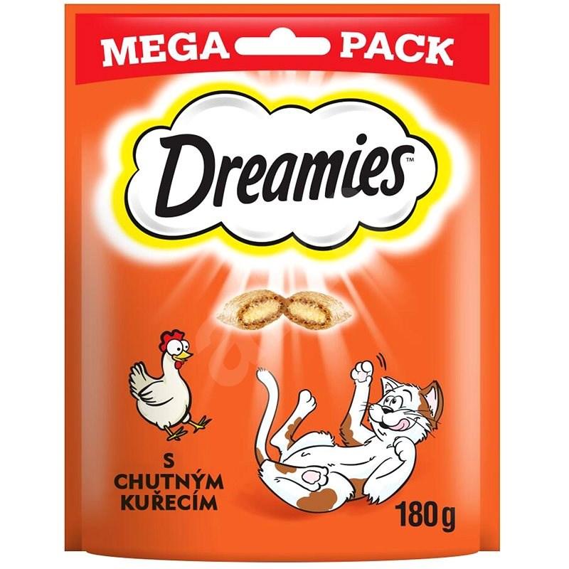 Dreamies pamlsky kuřecí pro kočky 180g - Pamlsky pro kočky