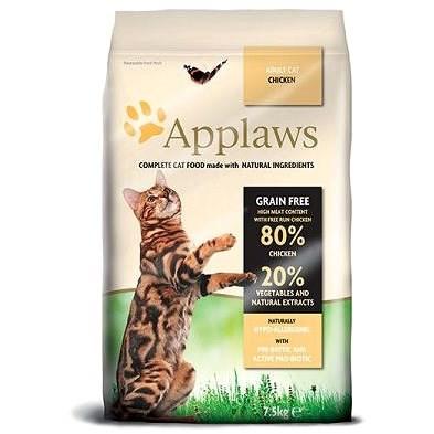 Applaws granule Cat Adult kuře 7,5 kg - Granule pro kočky