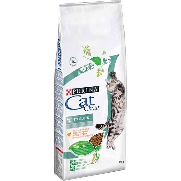 Cat Chow special care sterilized 15 kg - Granule pro kočky