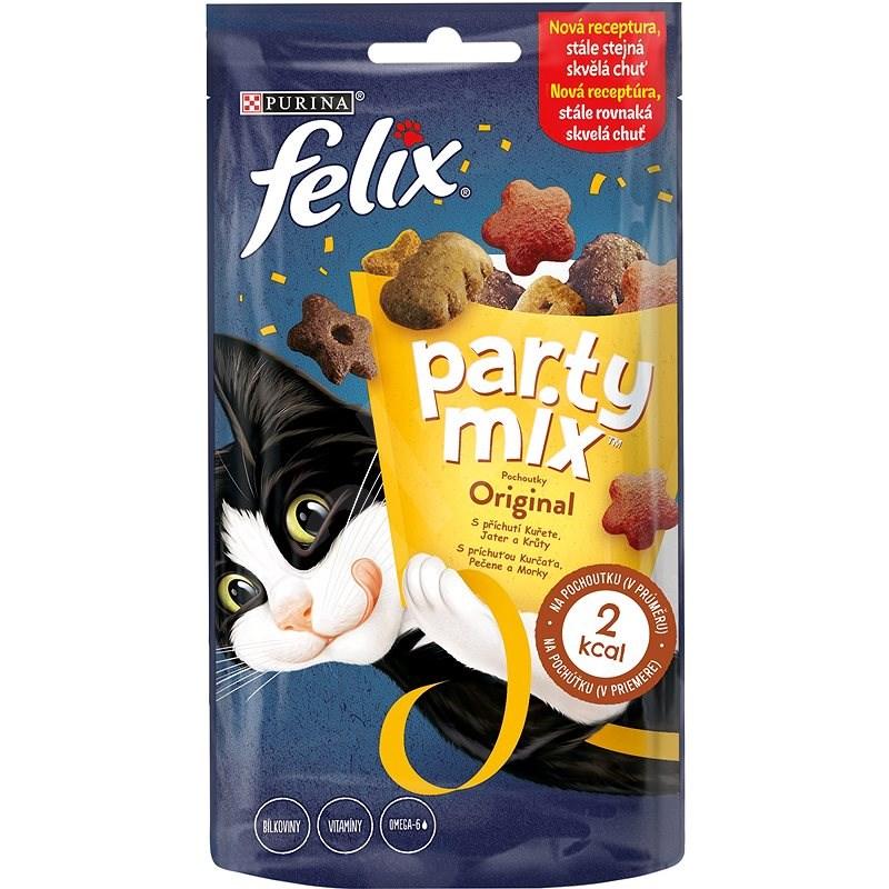 Felix party mix original mix 60 g - Pamlsky pro kočky