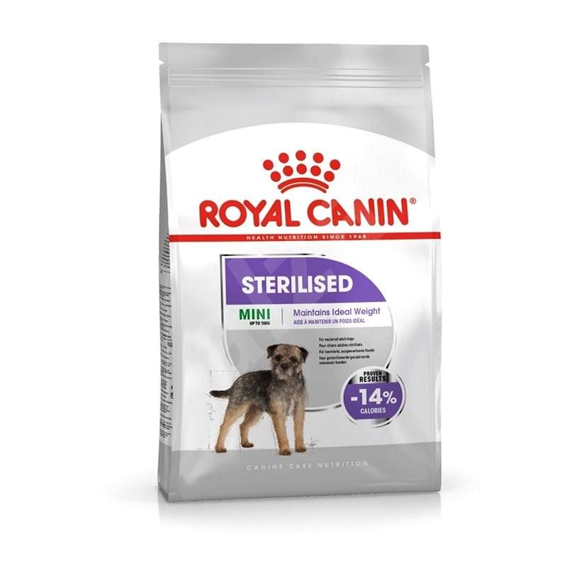 Royal Canin Mini Sterilised 8 kg - Granule pro psy