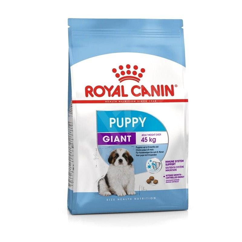 Royal Canin Giant Puppy 15 kg - Granule pro štěňata