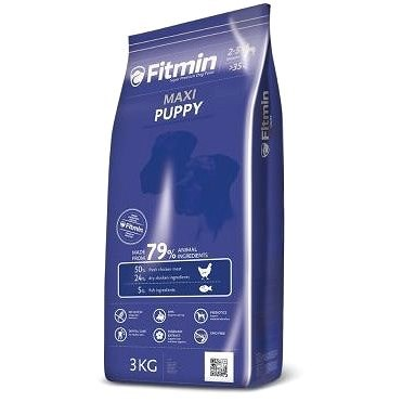 Fitmin dog maxi puppy - 3kg - Granule pro štěňata