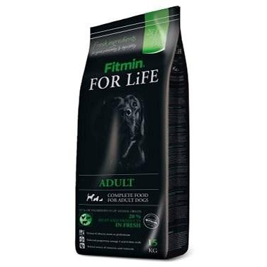 Fitmin dog For Life Adult - 15 kg - Granule pro psy