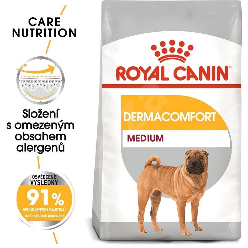 Royal Canin Medium Dermacomfort 10 kg - Granule pro psy