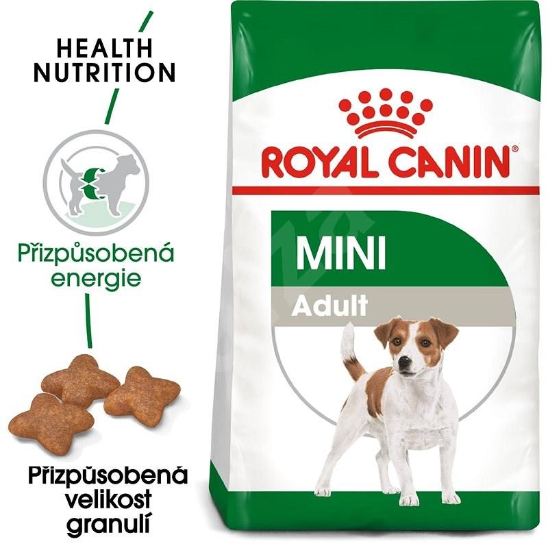 Royal Canin Mini Adult 0,8 kg - Granule pro psy