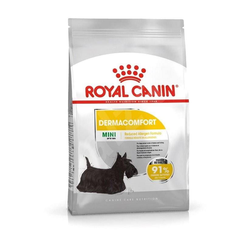 Royal Canin Mini Dermacomfort 8 kg - Granule pro psy