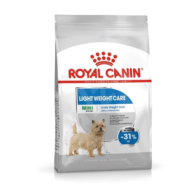 Royal Canin Mini Light Weight Care 3 kg - Granule pro psy