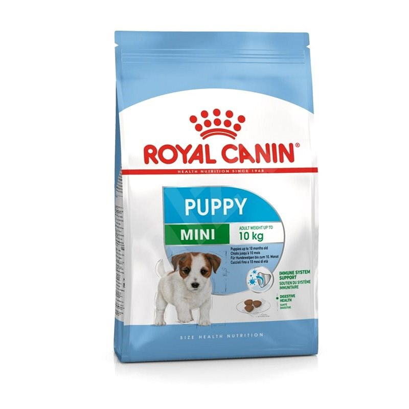 Royal Canin Mini Puppy 0,8 kg - Granule pro štěňata