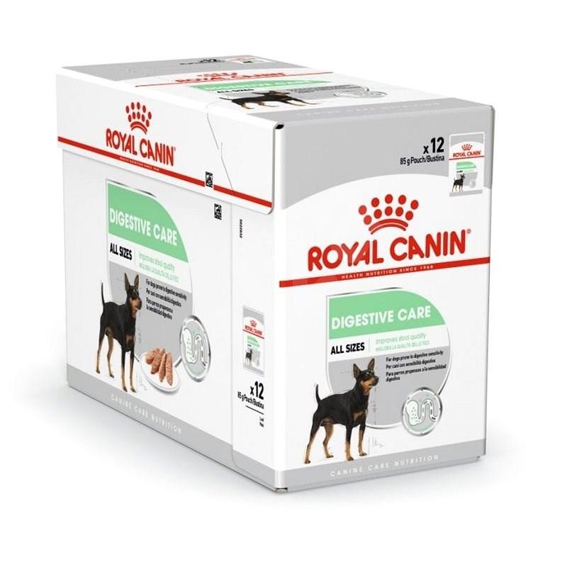 Royal Canin Digestive Care Dog Loaf 12 × 85 g - Kapsička pro psy