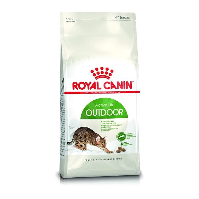 Royal Canin Outdoor 10 kg - Granule pro kočky