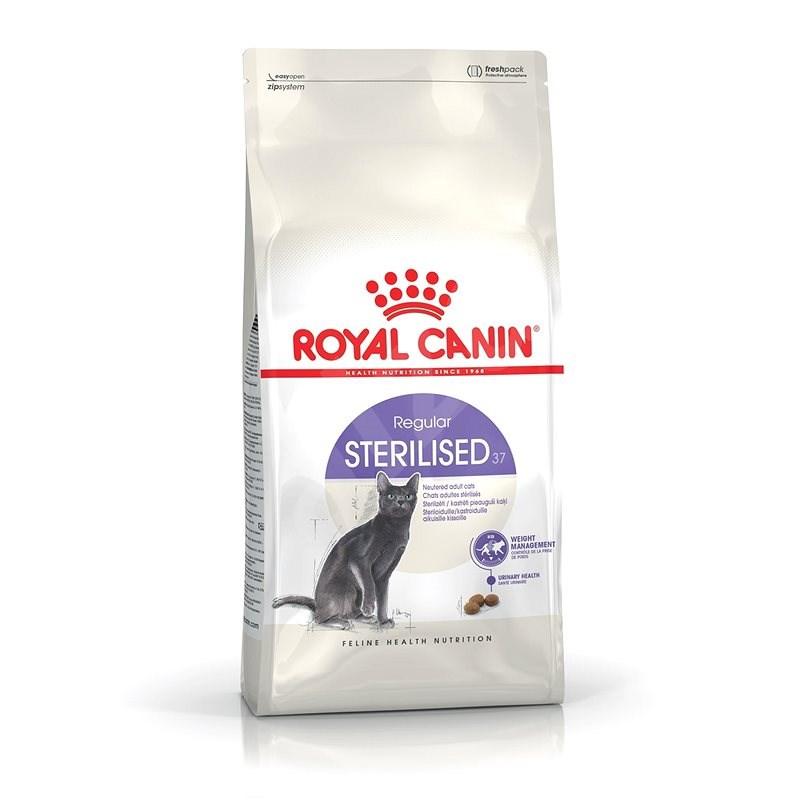 Royal Canin Sterilised 4 kg - Granule pro kočky