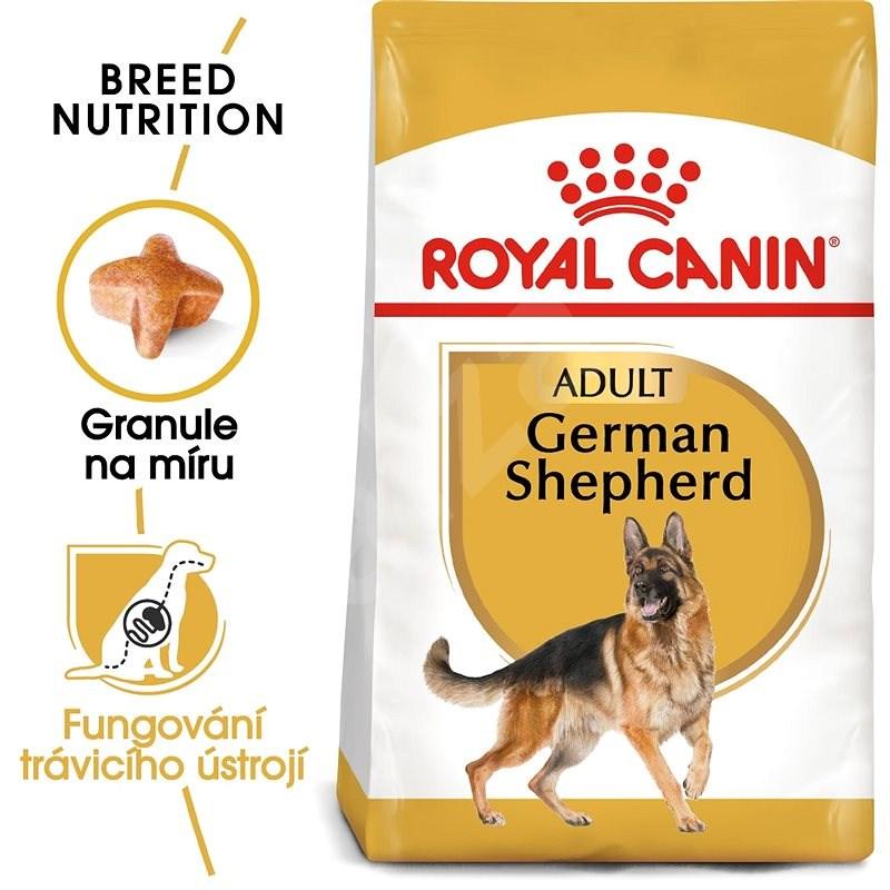 Royal Canin German Shepherd Adult 3 kg - Granule pro psy