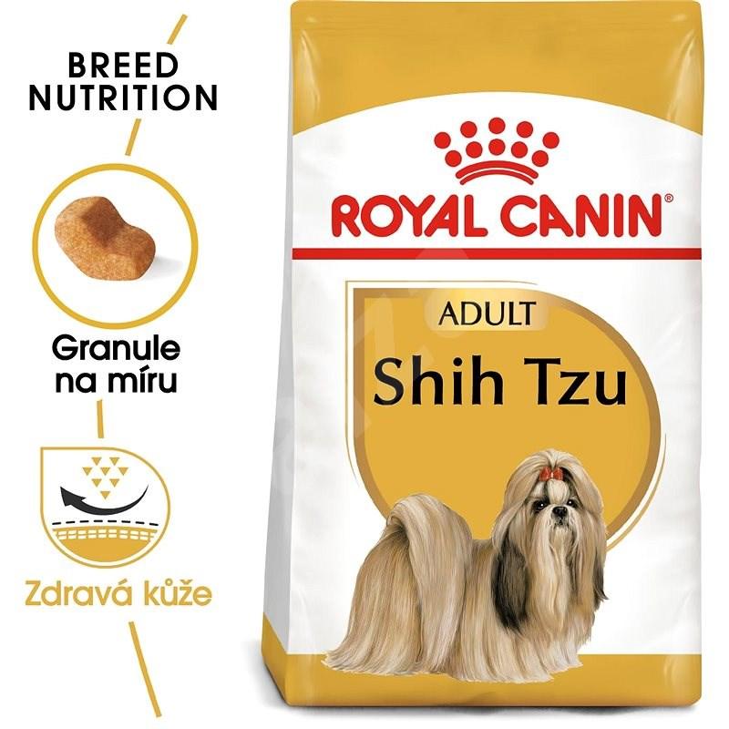 Royal Canin ShiTzu Adult 1,5 kg - Granule pro psy
