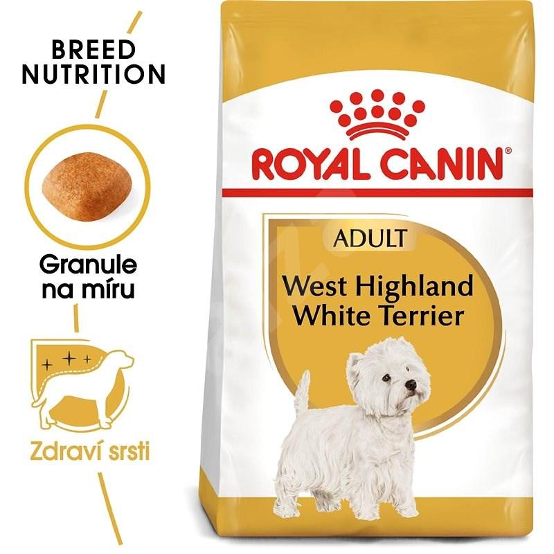 Royal Canin Westie Adult 3 kg - Granule pro psy