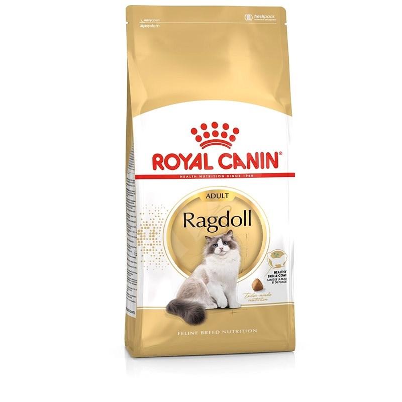Royal Canin Ragdoll Adult 10 kg - Granule pro kočky