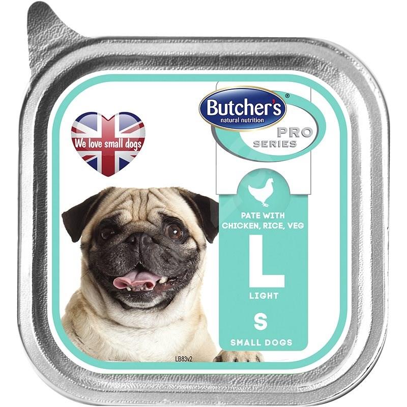 Butcher´s Vanička s kuřecím masem PATE 150 g - Vanička pro psy