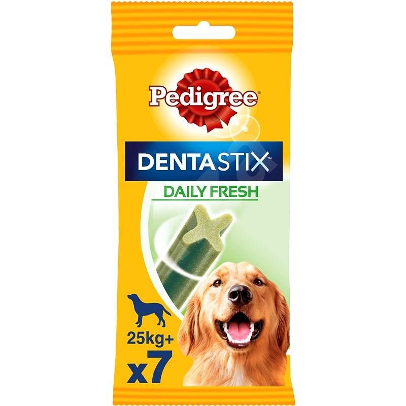 Pedigree Dentastix Daily Fresh dentální pamlsky pro psy velkých plemen 7 ks 270 g - Pamlsky pro psy