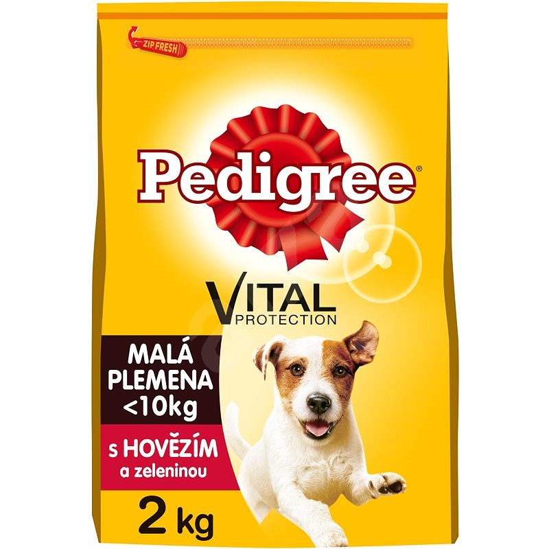 Pedigree Mini with Beef and Poultry 2kg - Kibble for Dogs