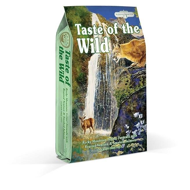 Taste of Wild Rocky Mountain Feline 6,6 kg - Granule pro kočky