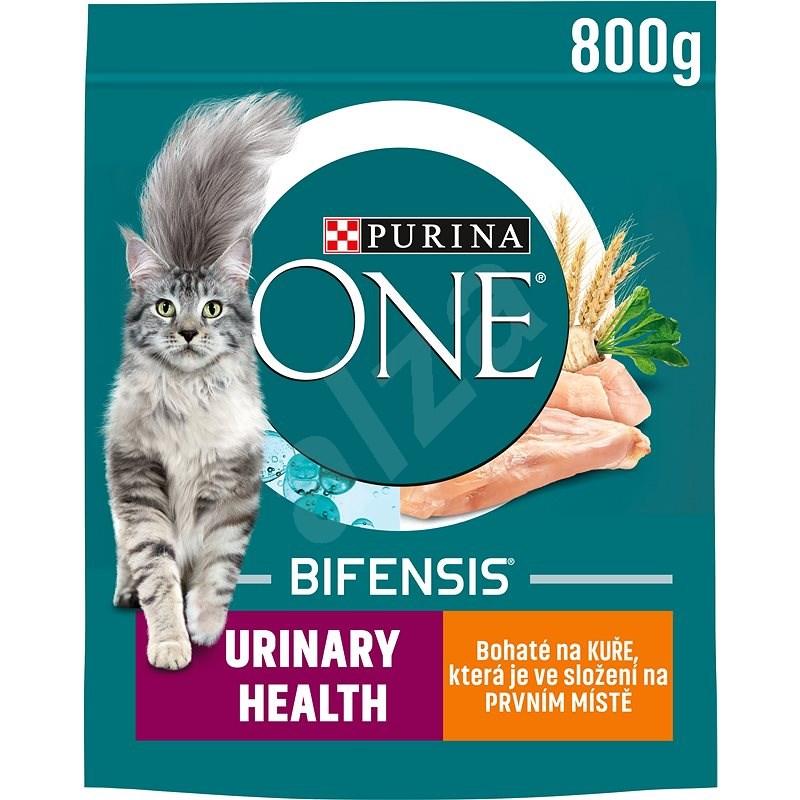 Purina ONE Bifensis Urinary Care s kuřecím a pšenicí 800g - Granule pro kočky