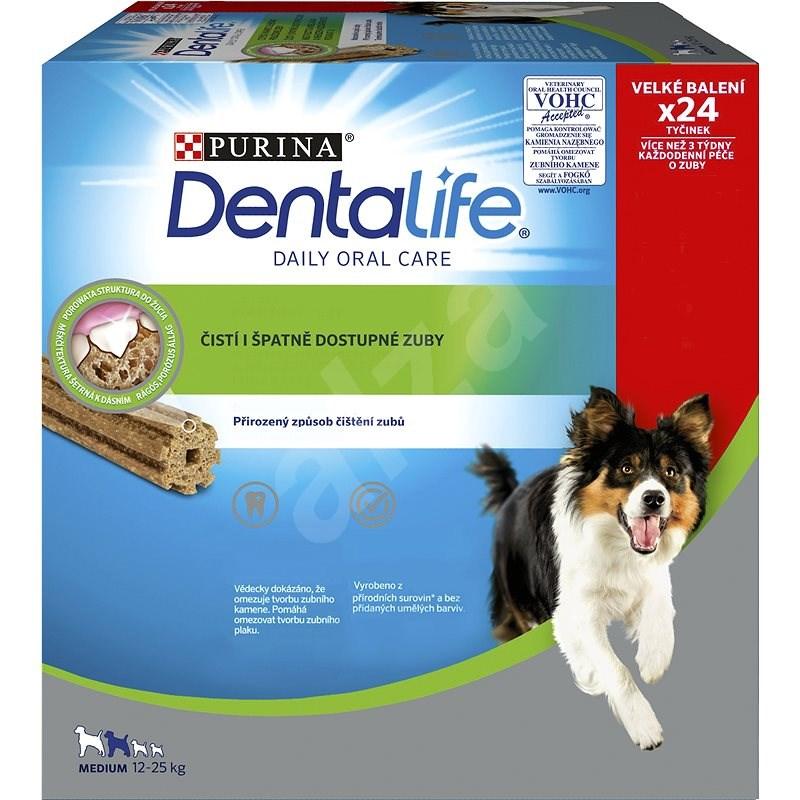 Dentalife medium Multipack 24 ks - Pamlsky pro psy