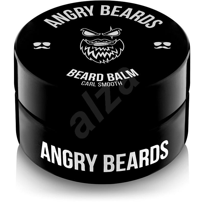 ANGRY BEARDS Carl Smooth 30 ml - Balzám na vousy