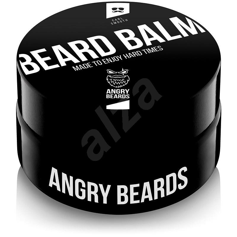 ANGRY BEARDS Carl Smooth 50ml - Beard balm