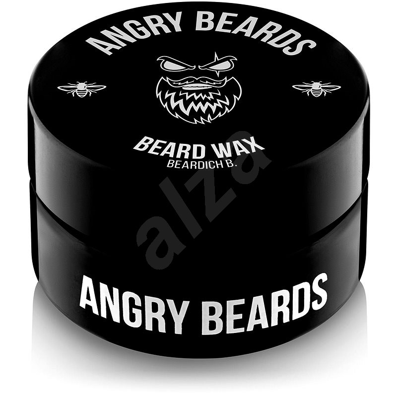 ANGRY BEARDS Beard Wax 30ml - Beard Wax
