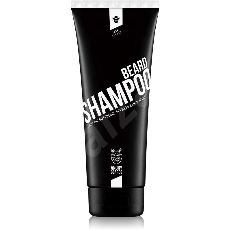 ANGRY BEARDS Beard Shampoo 250 ml - Beard shampoo