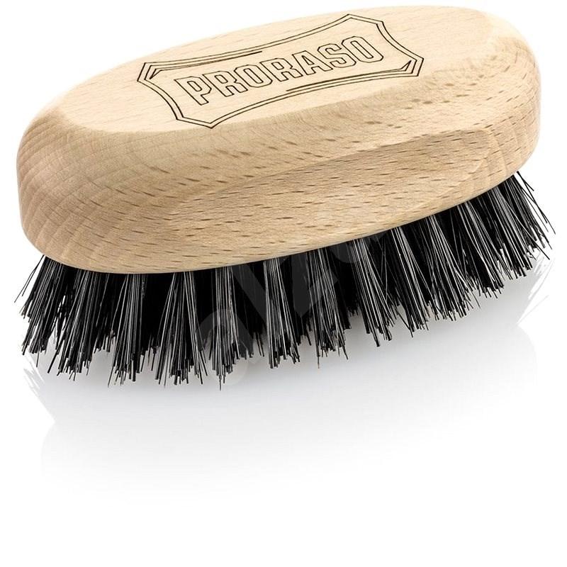 PRORASO Old Style - Kartáč na vousy