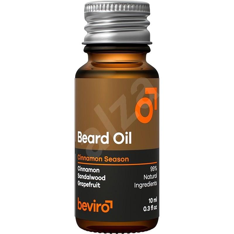 BEVIRO Cinnamon Season Oil 10 ml - Olej na vousy