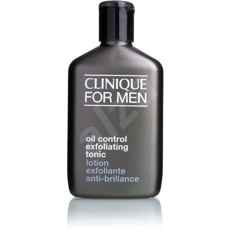 CLINIQUE For Men Oil Control Exfoliating Tonic 200 ml - Pleťové tonikum