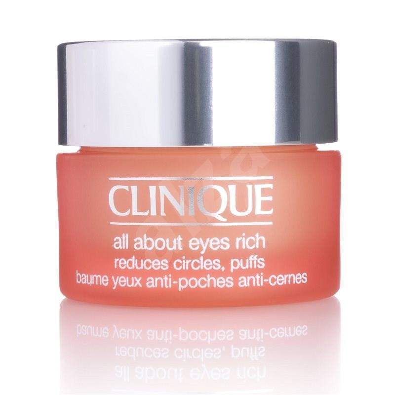 CLINIQUE All About Eyes Rich 15 ml - Oční krém