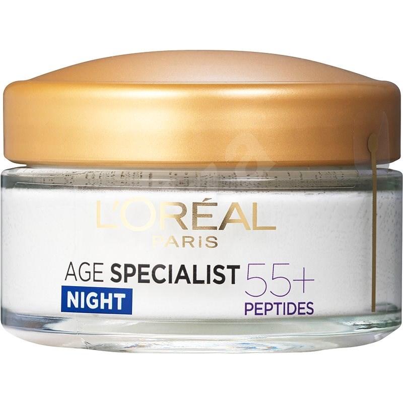 ĽORÉAL PARIS Age Specialist 55+ Night Cream 50 ml - Pleťový krém