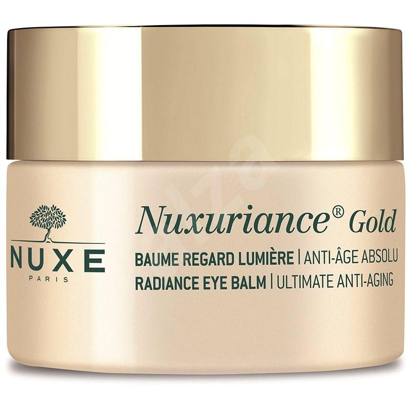 NUXE Nuxuriance Gold Radiance Eye Balm 15ml - Eye Cream