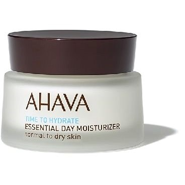 AHAVA Time to Hydrate Essential Day Moisturizer for Normal to Dry Skin 50 ml - Pleťový krém