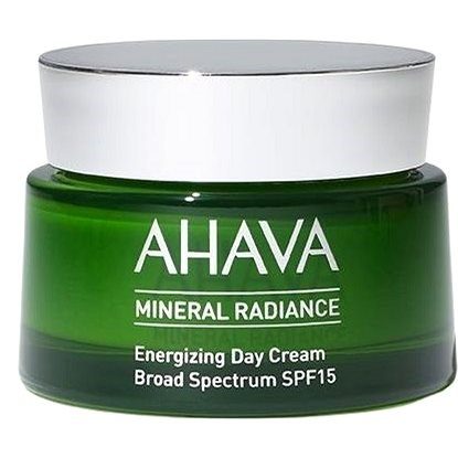 AHAVA Mineral Radiance Energizing Day Cream SPF15 50 ml - Pleťový krém